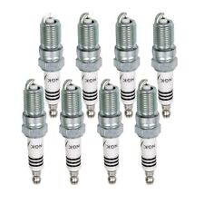 8 Spark Plugs NGK Iridium IX Resistor TR6IX Fits: Ford E-150 E250 Super Duty