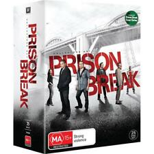 Prison Break Complete Season Series 1, 2, 3, 4 & 5 DVD Box Set New Sealed R4
