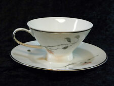 ROSENTHAL CONTINENTAL JAPANESE QUINCE PATTERN CUP & SAUCER