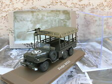 IXO MILITAIRE METAL 1/43 MILITAIRE DODGE WC63 6X6 3302628-S WWII