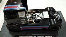 FLYSLOT TRUCK MERCEDES-BENZ MARTINI LIMITED EDITION SCALEXTRIC-NEW IN BOX!