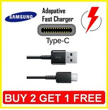 GENUINE FAST CHARGER CABLE FOR SAMSUNG GALAXY S8 S8+ PLUS Note 8 A5 & A7