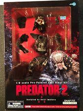 Kotobukiya ArtFx Predator 2 1/6 Scale Pre-PaintesVinyl Snap Kit Predator Figure