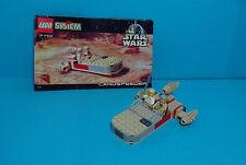 LEGO StarWars ~ Landspeeder (7110) & Manual