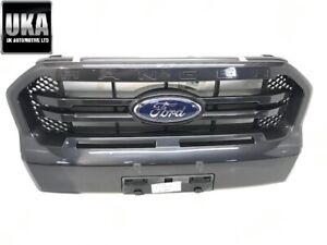 2020 FORD RANGER WILDTRAK TRUCK LATEST STYLE FACELIFT FRONT GRILL GREY NEW STYLE