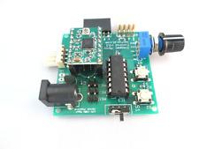 Stepper motor control with arduino - Attiny84 & A4988