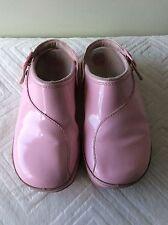 97590eeb4 FITFLOP girls pink patent mule style shoe size 13