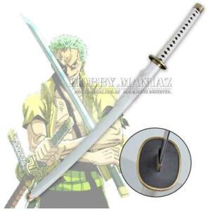 One Piece Zoro Wado Ichimonji Cosplay Sword