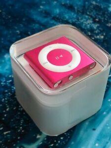 Apple iPod shuffle 2GB fourth-generation Pink music player New G399
