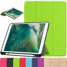 Shockproof Leather Smart Flip Case Cover For Apple iPad 9.7 2018 6th Gen Air Pro