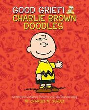 Good Grief! Charlie Brown Doodles: Create and Complete Pictures with the Peanuts
