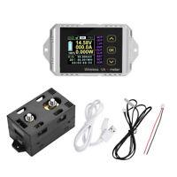 Wireless LCD DC Spannung Amperemeter Power Meter Wattmeter Leistungsmesser