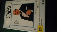POIROT THE COMPLETE SERIES 1 DVD BOXED SET