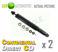 2 x CONTINENTAL DIRECT REAR SHOCK ABSORBERS SHOCKERS STRUTS OE QUALITY GS3061R