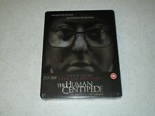 The Human Centipede 1 And 2 Steelbook Edition PAL Region Blu Ray FREE SHIPPING