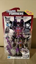 Transformers Generations Deluxe Class Skywarp IDW Comic Included MISB
