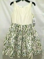 NWT Belle Badgley Mischka Girls size 12  Easter Party Dress MSRP $69.00