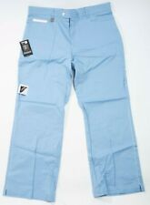 Stromberg Men's Golf Trousers Santa Ponsa, Size 38s, Colour Sky Blue RRP £39.99