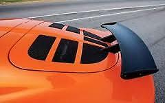 ## LOTUS ELISE EXIGE LIGHT WEIGHT REAR HATCH S2 RACE CAR, FIBREGLASS ##