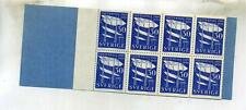 Sweden Scott 540A Stamp Booklet Mnh 1586C