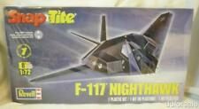 F-117 Nighthawk Stealth Ground Attack Jet 1:72 Scale Model Kit From Revell