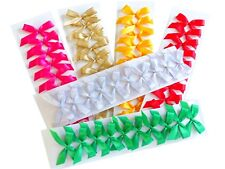 Gift Grind Self Adhesive 20 Piece Finished Loop Bow for Gifts