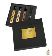 Junoon Pour Femme Collection - SCENT ODYSSEY Edp 7.5ml Each -SET of 3-LUXURY
