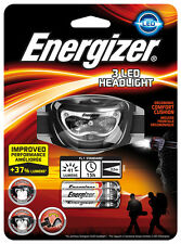 Energizer® 625466 Kopflampe Headlight 3 LED