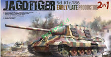 TAKOM 8001 1/35 Scale JAGDTIGER Sd.Kfz.186 EARLY/LATE PRODUCTON 2 in 1 2019 NEW