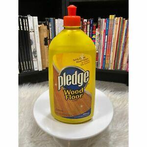 """PLEDGE WOOD FLOOR CLEANER CITRUS 27 FL oz """"NOS"""""""