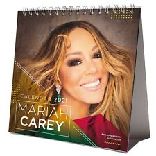 Mariah Carey 2021 Desktop Calendar NEW