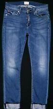 Hudson Tilda Midrise Ankle Cuff Skinny Jeans Size 25 Women's