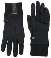 Seirus 168201 Unisex Powerstretch Polartec Touch Screen Gloves Black Size L/XL