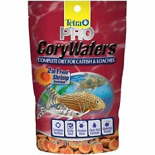 TETRA PRO CORY WAFERS 2.12 OZ FISH FOOD FOR CATFISH LOACH. FREE SHIP TO THE USA