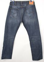 Levi's Strauss & Co Hommes 501 Jeans Jambe Droite Taille W38 L34 BBZ437