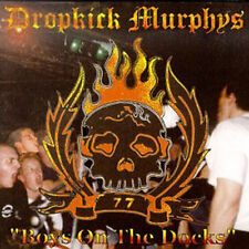 Boys on the Docks by Dropkick Murphys (CD-1997 CYCLONE RECORDS) BOSTON PUNK