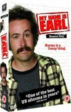My Name Is Earl Season 1 DVD Region 2