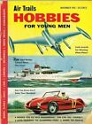 Air Trails HOBBIES for YOUNG MEN Magazine Nov 1954 Mactuator R/C Gear by McEntee