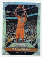 2015-16 Panini Prizm T.J. WARREN Rare SILVER REFRACTOR #129 Indiana Pacers TJ