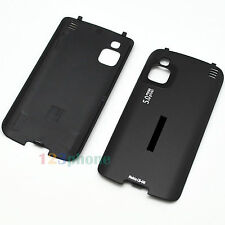 BRAND NEW HOUSING BATTERY COVER BACK DOOR FOR FOR NOKIA C6 C6-00 BLACK #H337