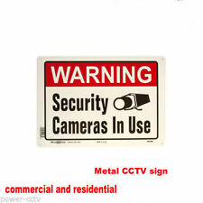 4-in-1 Surveillance Accessorie Sign Metal Indoor Outdoor Security Camera p 5Mp 3