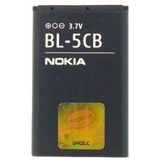 Original Nokia bl-5cb Battery 1616 1800 c1-02 c1-01 x2-05 Accumulator Battery
