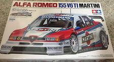 Tamiya 1/24 Alfa Romeo 155 V6 Ti Martini