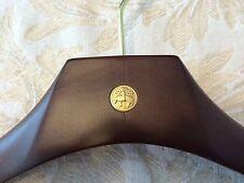8 New Brooks Brothers Golden Fleece Wooden Suit Hanger NEW-Sugar Tree Ridge