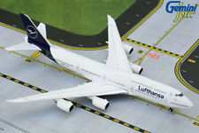 GEMINI JETS LUFTHANSA BOIENG 747-8I 1:400 DIE-CAST MODEL GJDLH1779 IN STOCK