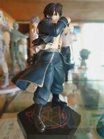 Anime Fullmetal Alchemist Roy Mustang 18cm PVCAction Figure Model Toy New