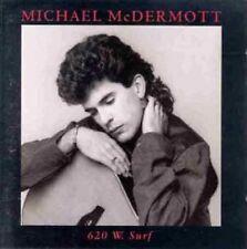 620 W. Surf by Michael McDermott (Cassette, Jun-1991, Giant (USA))