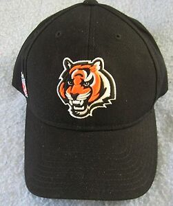 Cincinnati Bengals Reebok Adjustable Cap Hat Embroidered Tiger NFL NWT