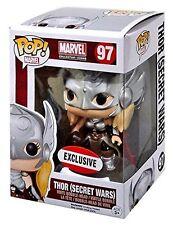 Thor Female Secret Wars POP! Marvel Collector Corps #97 Vinyl Figur Funko