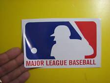 "BEST PRICE!! LOT OF 10 MLB DECAL / STICKER MAJOR LEAGUE BASEBALL LOGO  6"" X 4"""